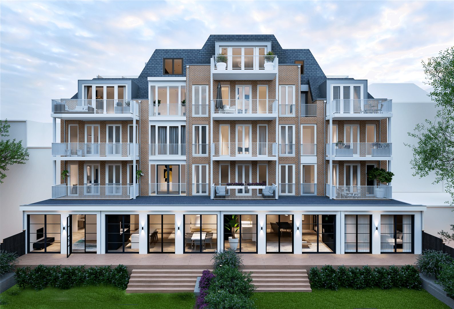 Contemporary Luxury Living In The Hague